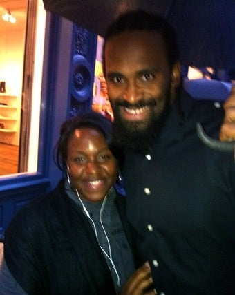 The Wonderful World Of Twitter Prostitutes, Starring Ronny Turiaf And Ms. Candy Deepthroat (UPDATE)