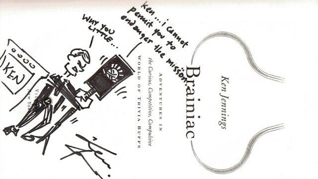 Ken Jennings' Watson Beatdown Fantasy