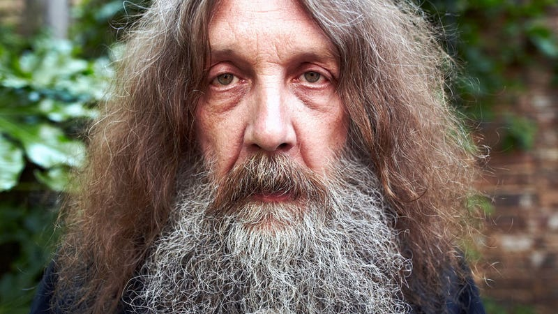 Comic Legend Alan Moore Teases Video Game Project