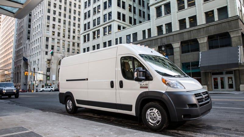 Non-Van Ram Man May Buy ProMaster Van, Become Pro-ProMaster Ram Van Master-Man