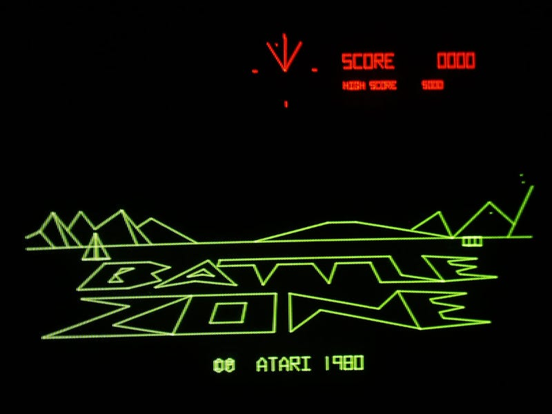 It's 1980, And You're Commanding A Tank On Another Planet