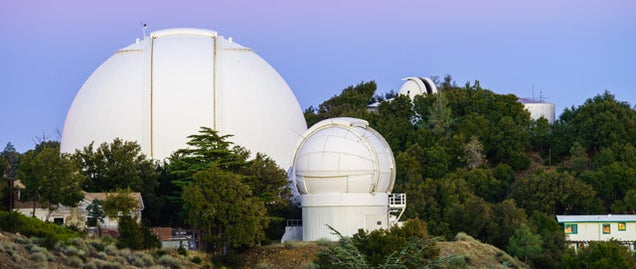 The Lick Observatory's Newest Telescope Is an Exoplanet Hunting Robot