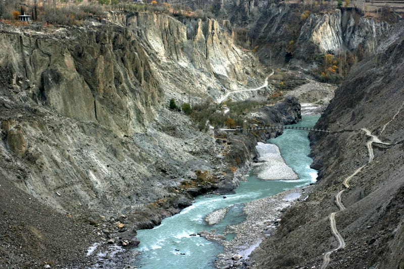 The Karakoram Highway: The Glaciated Mother of Every Epic Drive