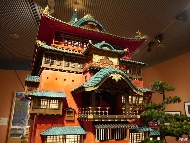 Anime Fans, Don't Miss These Studio Ghibli Exhibits
