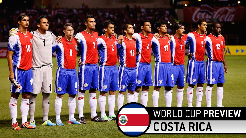 Overmatched, Costa Rica Can Still Make It Rough For Everyone Else