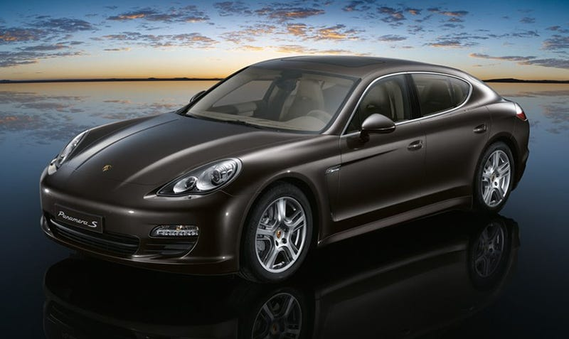 Cover Your Eyes: The Porsche Panamera Mega Gallery