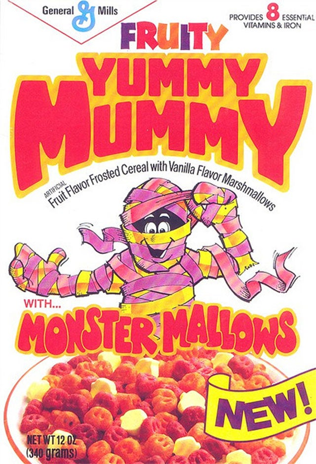Yummy Mummy: The Snacktaku Monster Cereals Review Spooktacular
