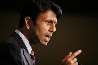 Bobby Jindal, High-Flying Failure