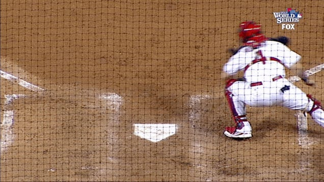 Yadier Molina Involved In Another Close Play At The Plate