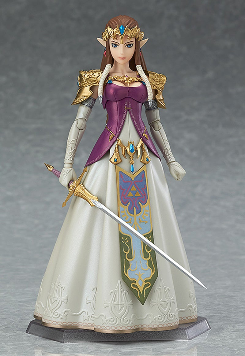 Figma Makes Good-LookingTwilight Princess Toys