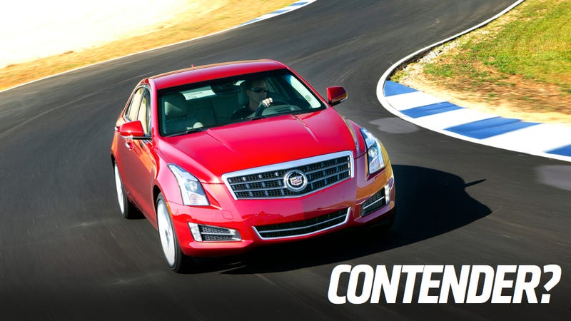 Is The Cadillac ATS Actual Competition For The BMW 3-Series?