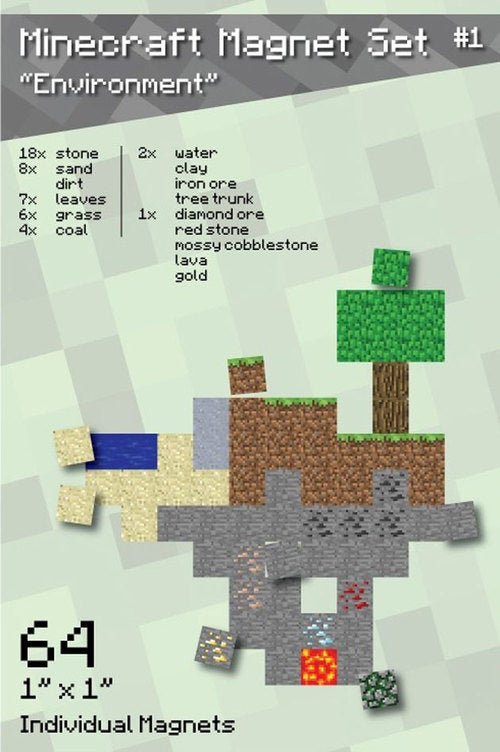 Play Minecraft On Your Fridge