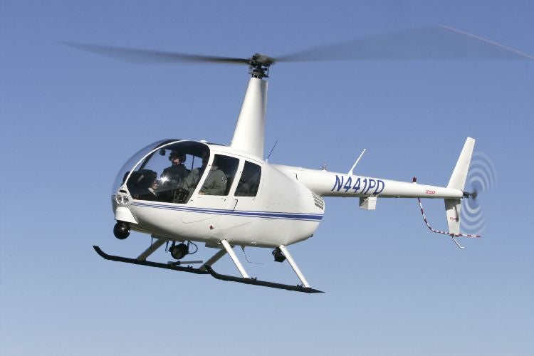 Robinson Helicopters: Tin-Lizzie Whirlybirds