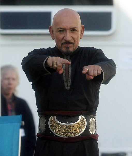 Ben Kingsley Loves You And You