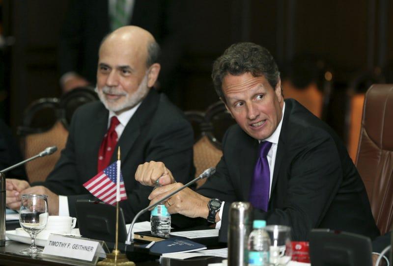 Bloomberg Reporters Spied on Ben Bernanke and Tim Geithner