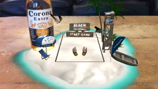 You Literally Need a Beer to Play This Game