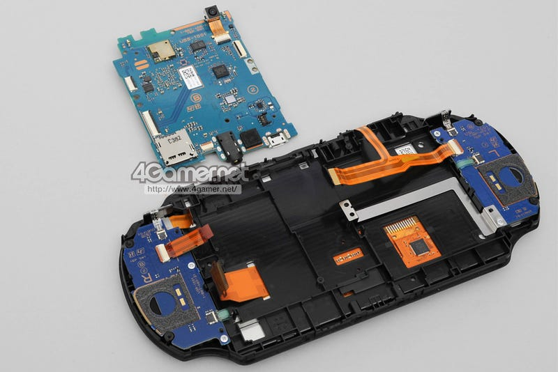 The New PS Vita Torn Apart