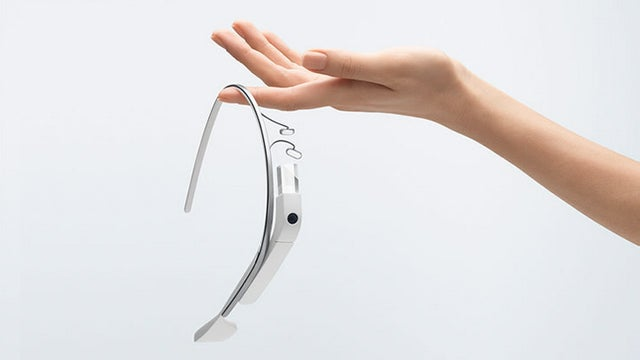 Here Are Google Glass' Tech Specs