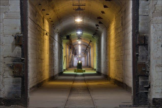 El distópico mundo de las bases de submarinos abandonadas 805315683089359789