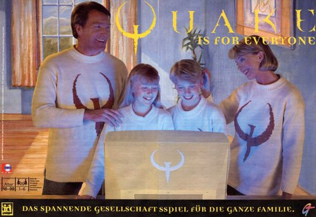 'Quake Is Good For You'