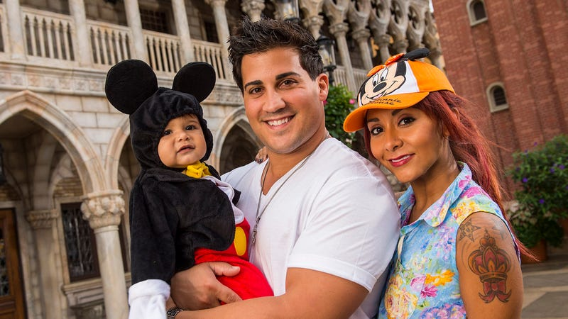 Snooki Wants to Arrange a Baby-Marriage Between Lorenzo and North West