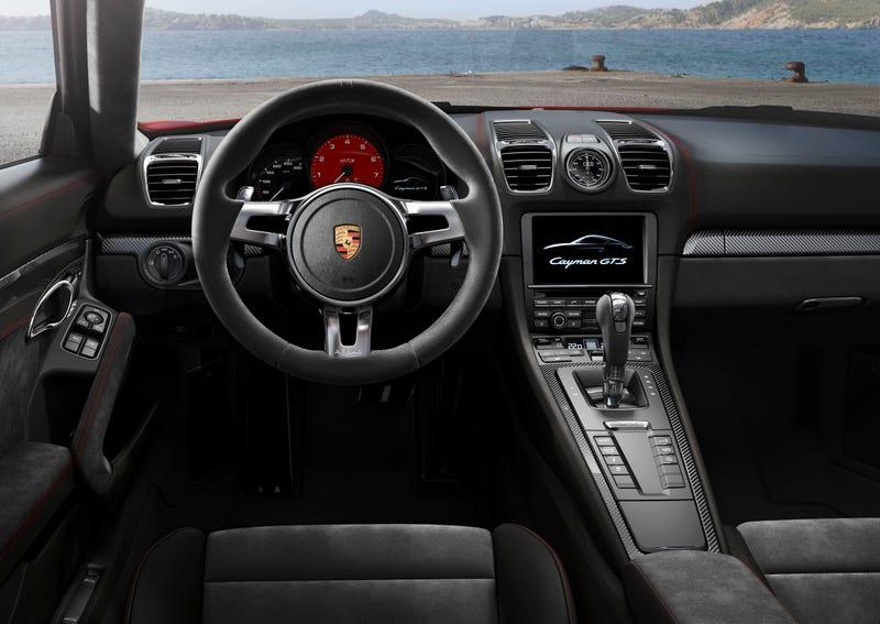 2015 Porsche Boxster and Cayman GTS: The Best Just Got Better