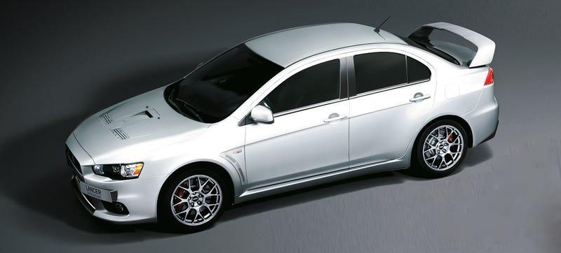 Mitsubishi Lancer Evolution FQ-440: A 440 Horsepower 'FU' To Supercars