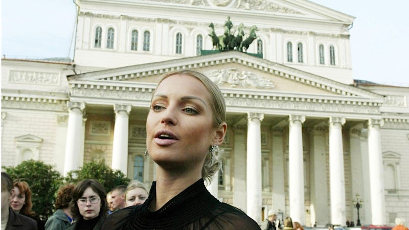 Former Prima Ballerina Alleges the Bolshoi Is a High-End Escort Service for Mega-Wealthy Russians