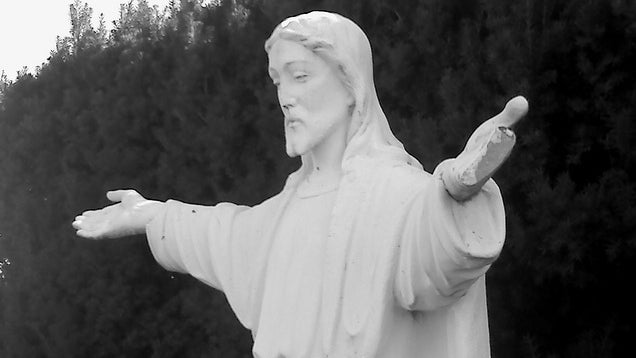 """Remember the """"Jesus Pose"""" to Connect With Your Audience"""