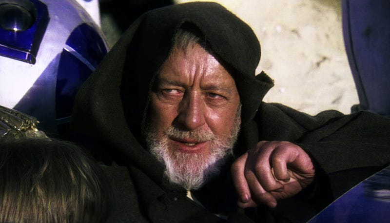 "Alec Guinness thought Star Wars was ""fairytale rubbish"" and Harrison Ford's first name was ""Tennyson"""
