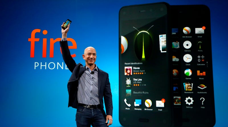 Fire Phone: este es el primer smartphone de Amazon