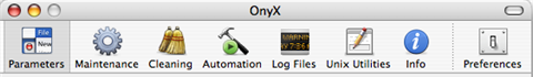 Download of the Day: OnyX (Mac)