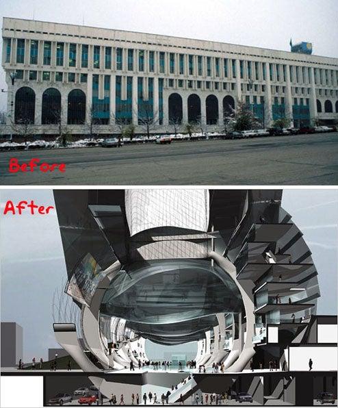 Kazakhstan Getting Futuristic Architectural Overhaul