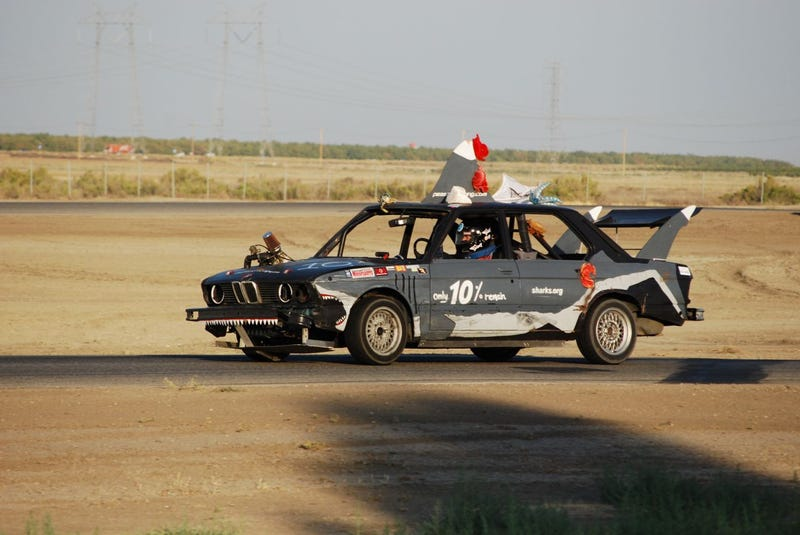 Buttonwillow Histrionics 24 Hours Of LeMons 2009 Uber Gallery Part 2