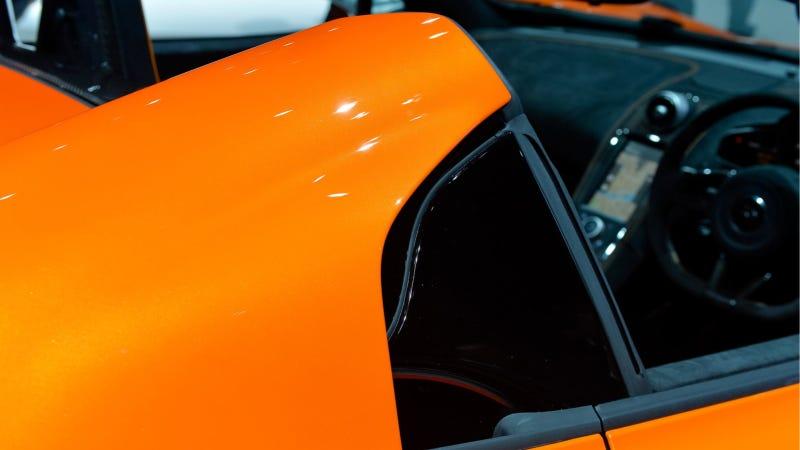 The McLaren 650S Spider Is 641 Horses Of Topless Excitement