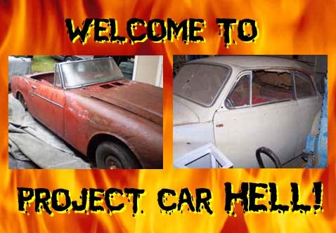 Project Car Hell: Fairlady or DKW?