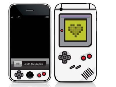 Turn Your iPhone Into a GameBoy