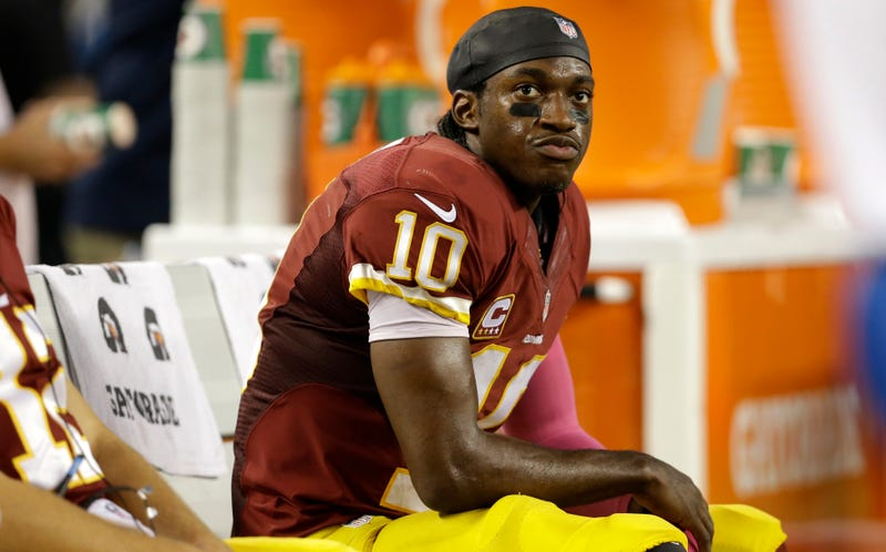 Redskins Sports-Radio Caller Is Righteously Pissed
