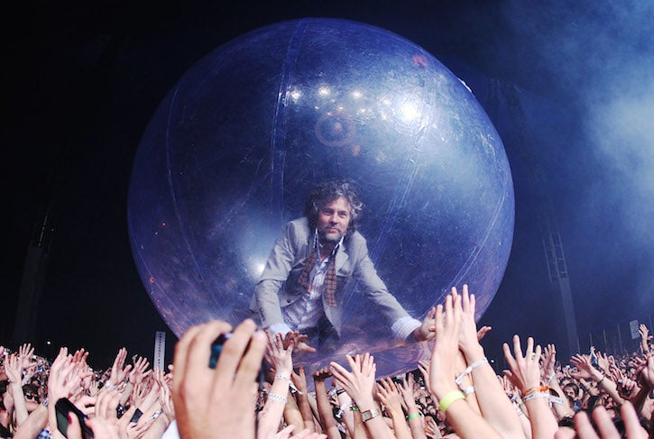How the Flaming Lips Lost a Drummer Over Native American Appropriation