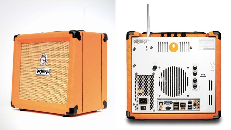 This Orange Guitar Amp Is More Powerful Than Your Computer