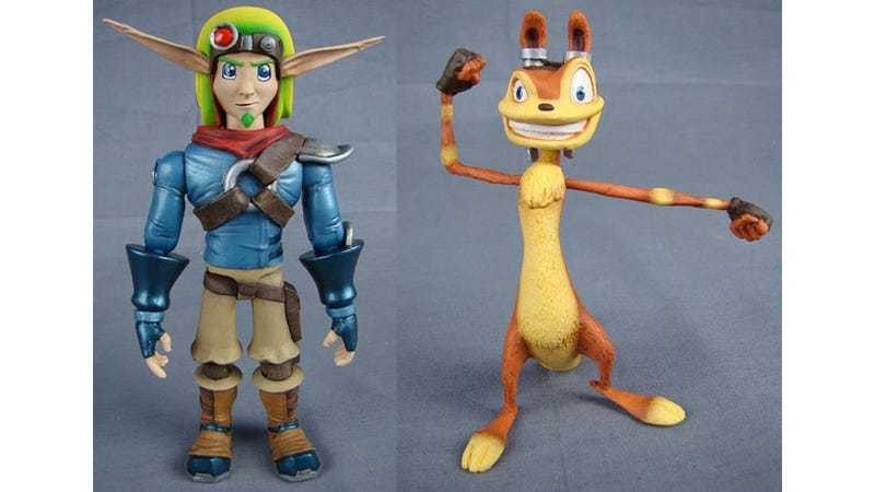Jak & Daxter Jump From The PlayStation To Your Shelf
