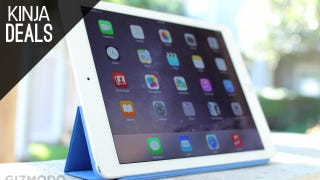 Save $100 on the iPad Air 2