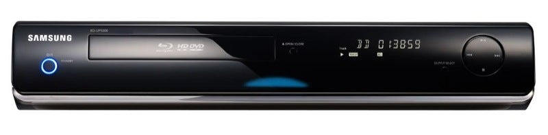 Samsung BP-U5500: $599 Hybrid Blu and HD DVD Dual Player