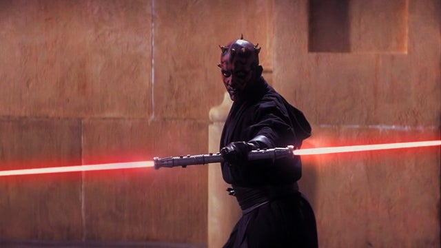 How should we write about the 3D Phantom Menace reissue?
