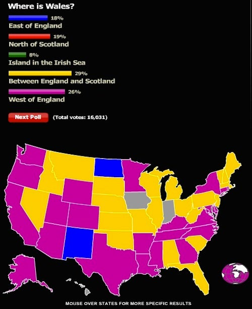 Breaking: America, Not So Bright