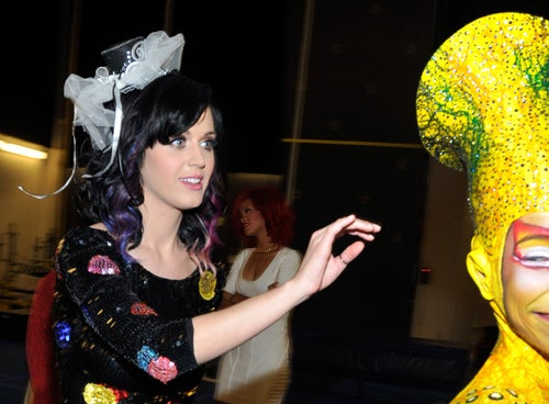 Katy Perry Will Terrorize Your Television Whether You Like It Or Not