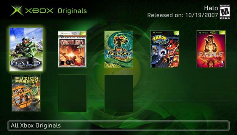 Microsoft Pulls Plug On Xbox Originals