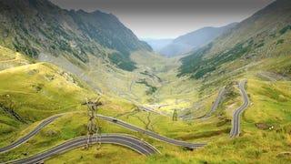 The world's ten twistiest roads