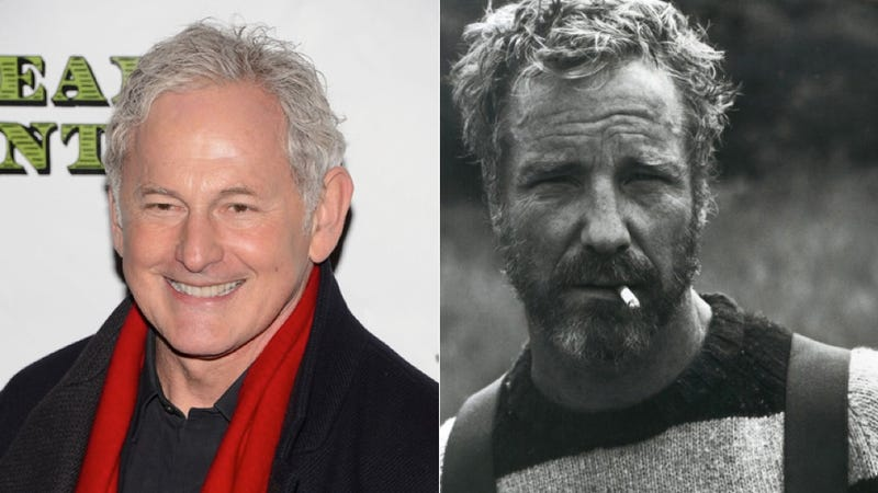 Are You Aware that Victor Garber's Boyfriend Is the Hottest Guy in the World?