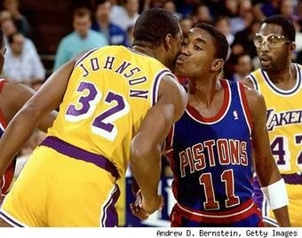 Hey, Let's Check in with Isiah Thomas!